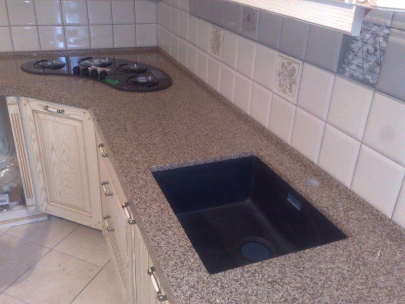 Мойки для кухни из искусственного камня №1